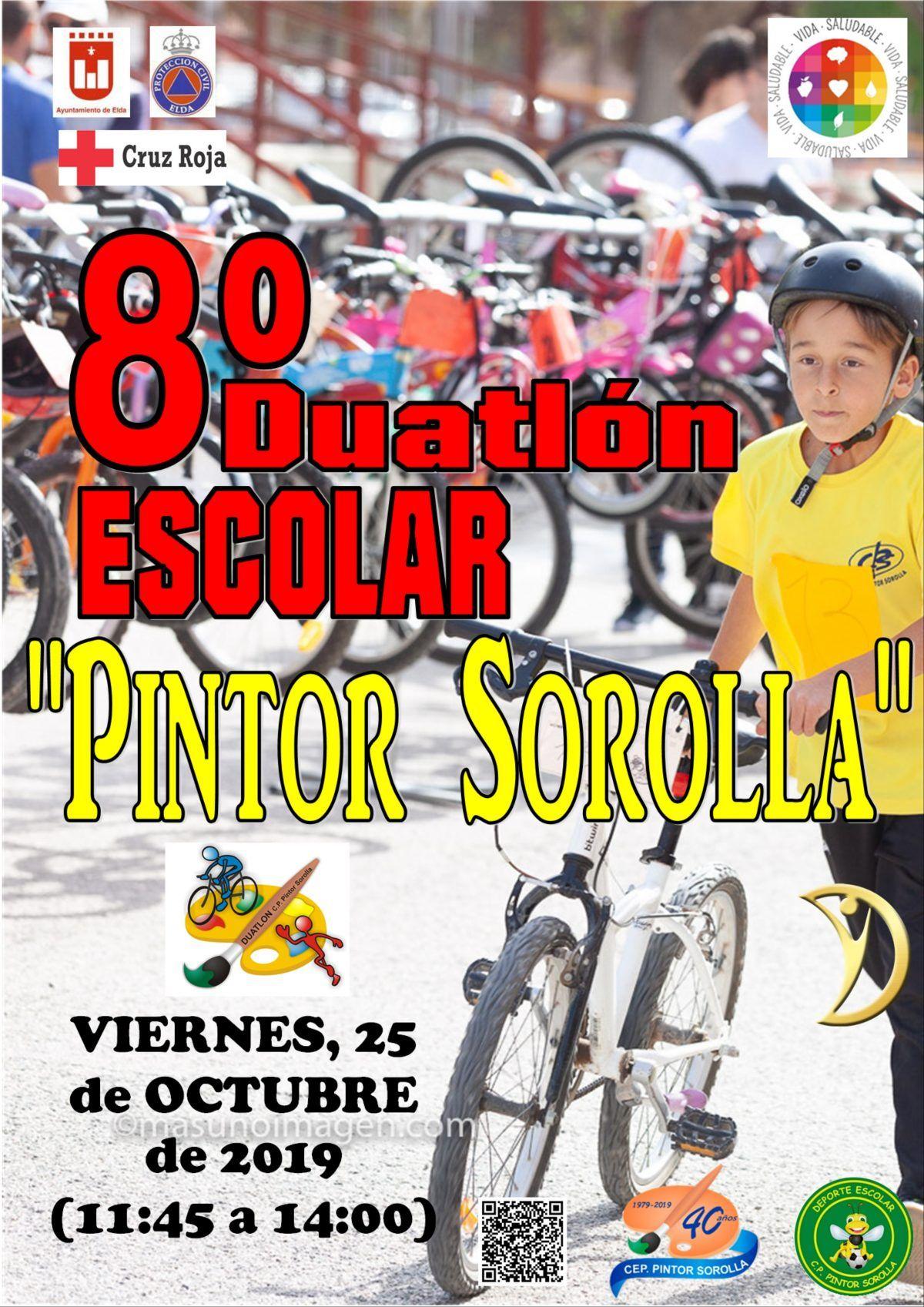 "OCTAVO Duatlón ""Pintor Sorolla"""