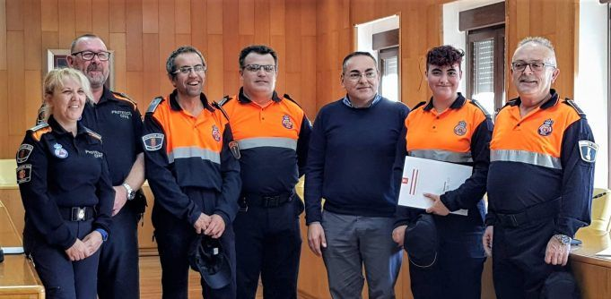 Voluntarios Protección Civil Elda