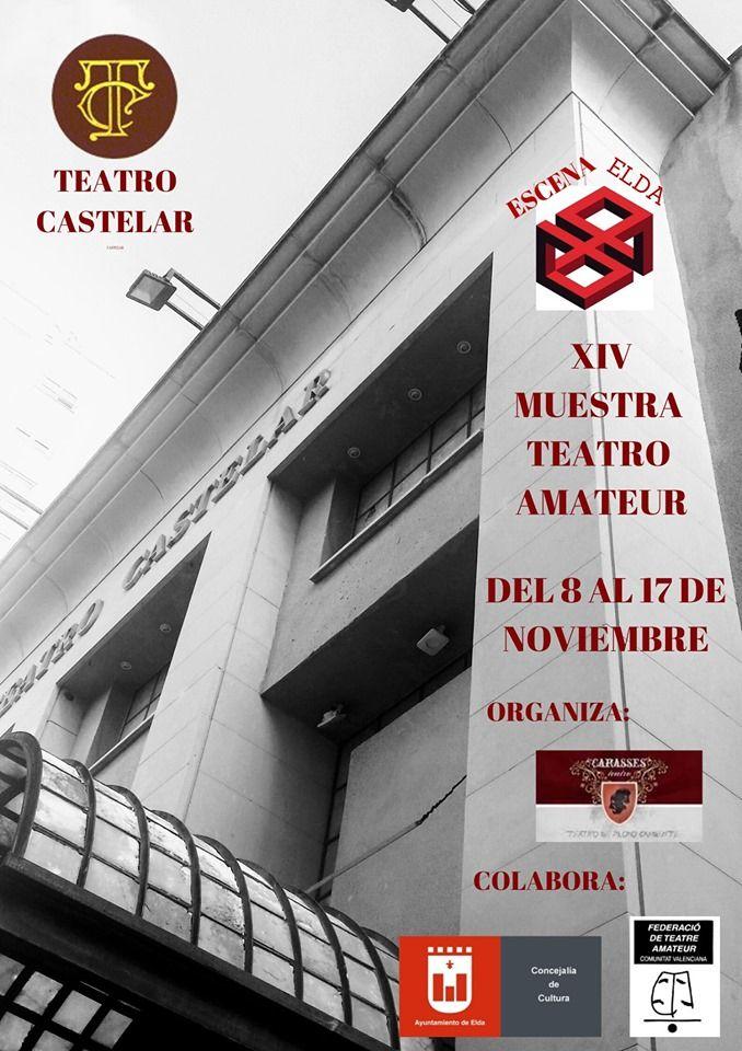 14ª Muestra de Teatro Amateur de Elda
