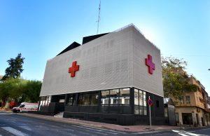 Sede Cruz Roja Elda 2019