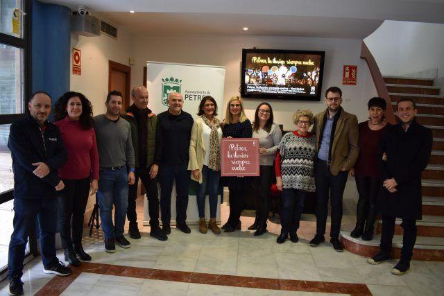 Presentación campaña Navidad 2019-20 Petrer