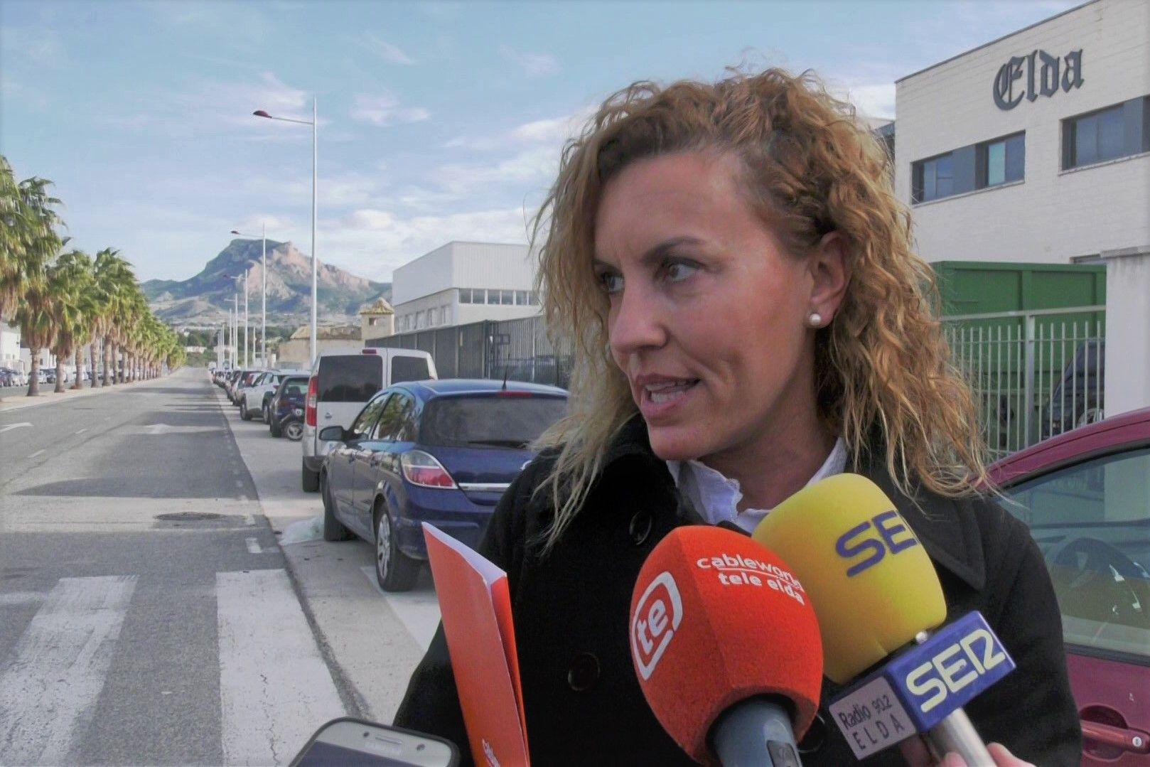 La directora general de Cableworld, Beatriz Miralles