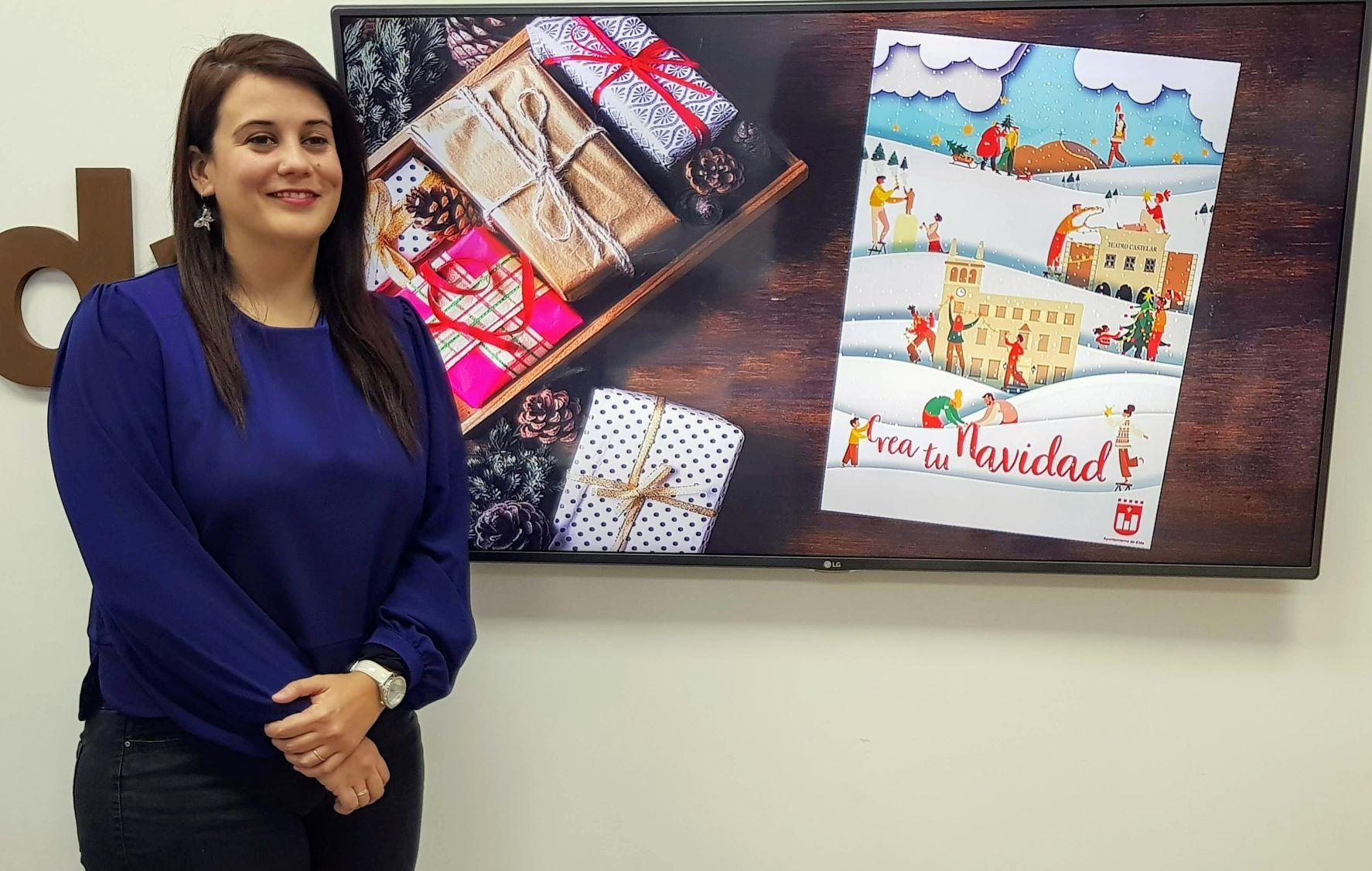Lorena Pedrero, concejala de Fiestas y de Turismo