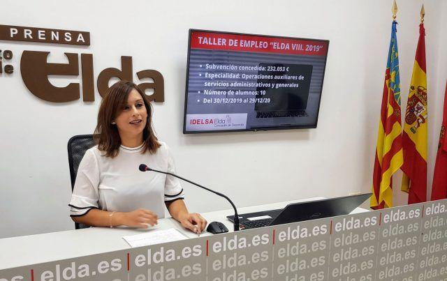 Taller de Empleo Elda 2019 - 2020