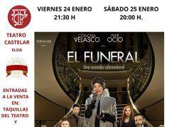 """""""El Funeral"""" Concha Velasco"""