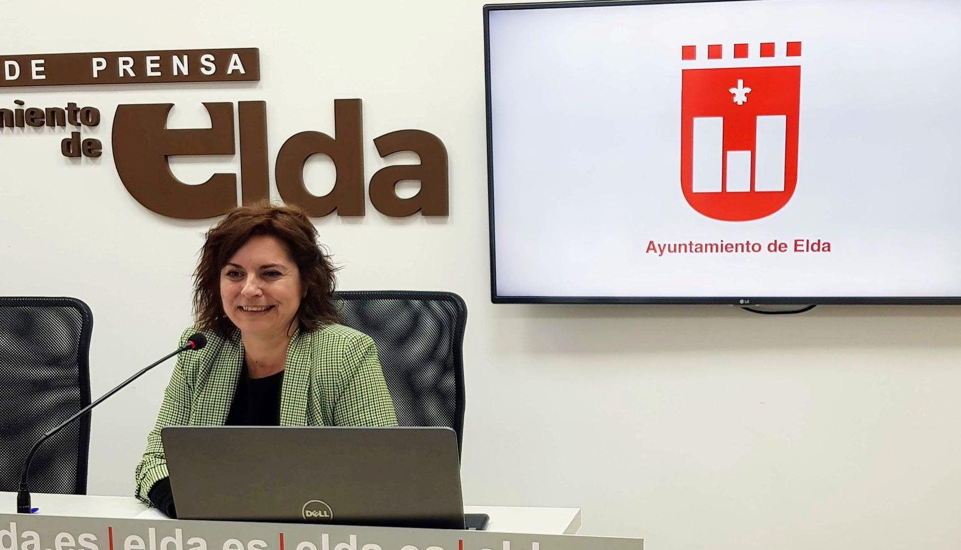 La concejala de Cultura, Rosa Vidal