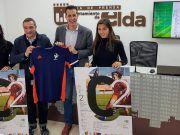 Presentación del Campeonato de Fútbol Femenino sub'15 y sub'17