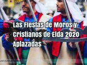 Elda aplaza sus fiestas de Moros y Cristianos por el coronavirus