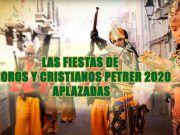 Petrer aplaza sus fiestas de Moros y Cristianos por el coronavirus
