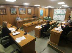Ayuntamiento Petrer reunión medidas económicas