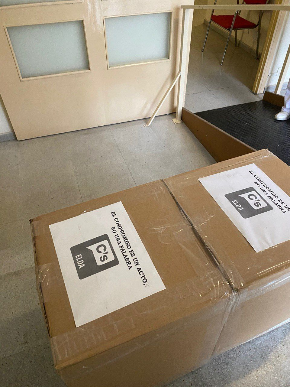 Hemos comprado 5.000 euros de material sanitario donando cada concejal 1000 euros