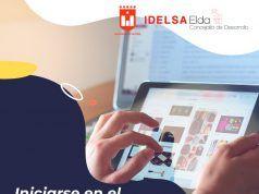 cursos y formación online que Idelsa ha puesto en marcha para pymes, autónomos y comercios durante el mes de abril