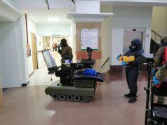 Robot Atila - Fte.: san.gva.es