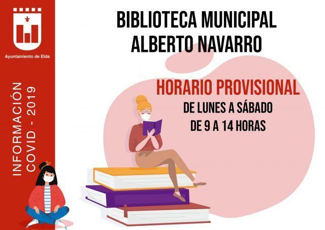 Biblioteca Municipal Alberto Navarro Elda
