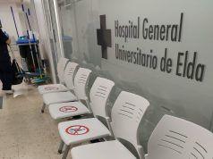 Adopción de medidas para la fase de transición COVID-19 en el Hospital de Elda