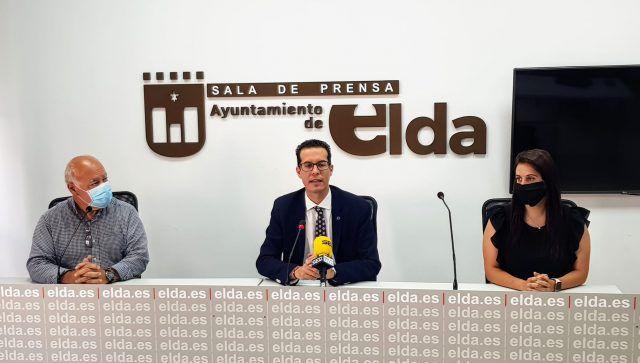 El Ayuntamiento de Elda ha anunciado hoy la suspensión de los actos civiles de las Fiestas Mayores, previstas para el mes de septiembre.