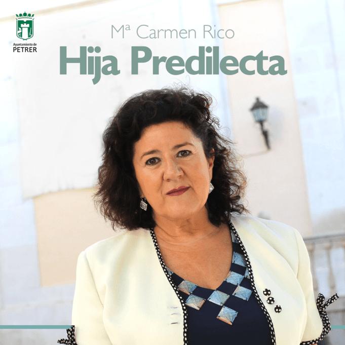 Mª Carmen Rico
