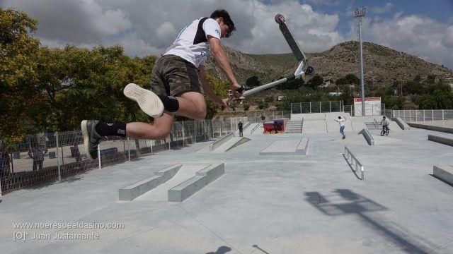 Skate Park Elda