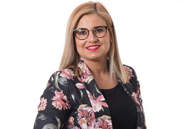 Irene Navarro - Alcaldesa de Petrer
