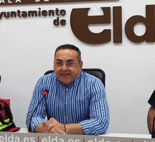 Enrique Quílez, concejal de Movilidad y Transporte
