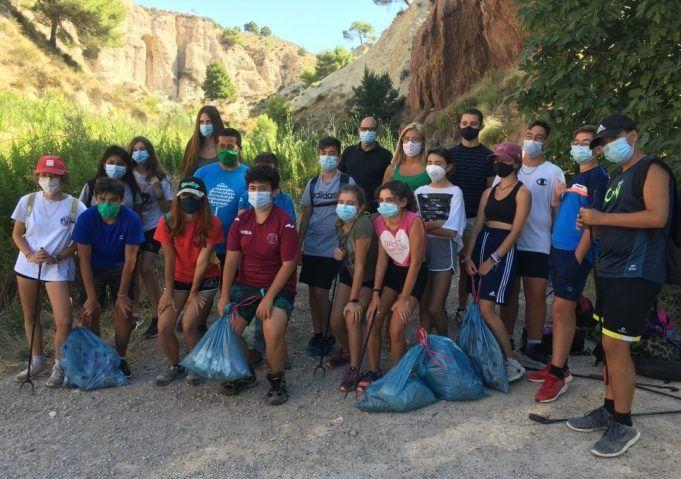 Voluntarios de Medio Ambiente de Petrer
