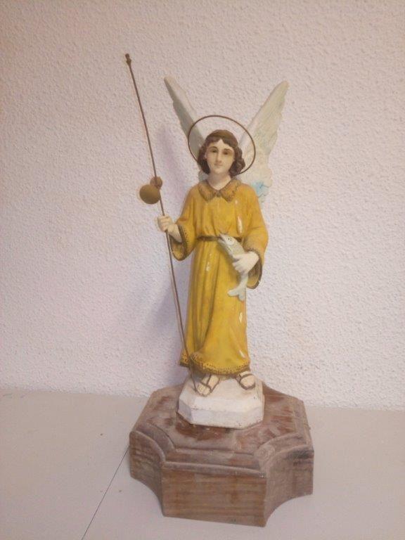 Figura de San Rafael