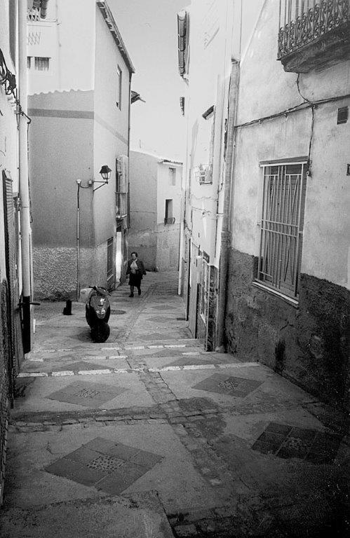 Calle San Rafael de Petrer - Foto Esteban Molina