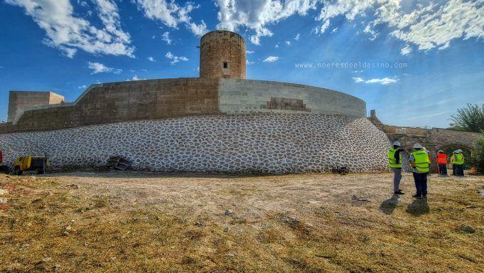 Castillo Elda 2020
