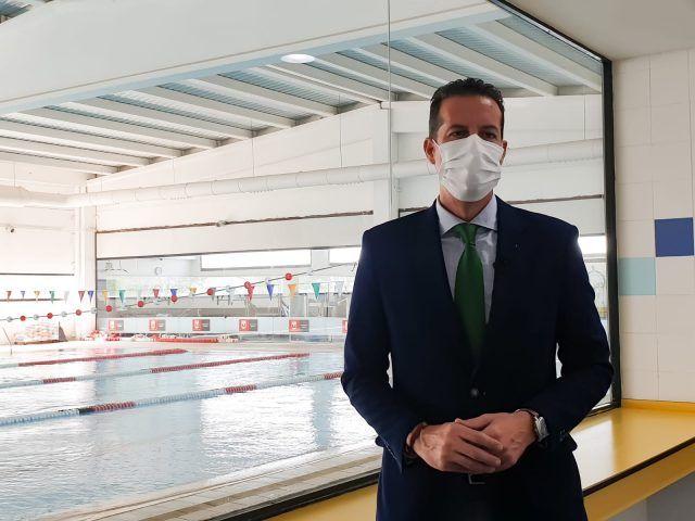 Reapertura de la piscina municipal en Elda