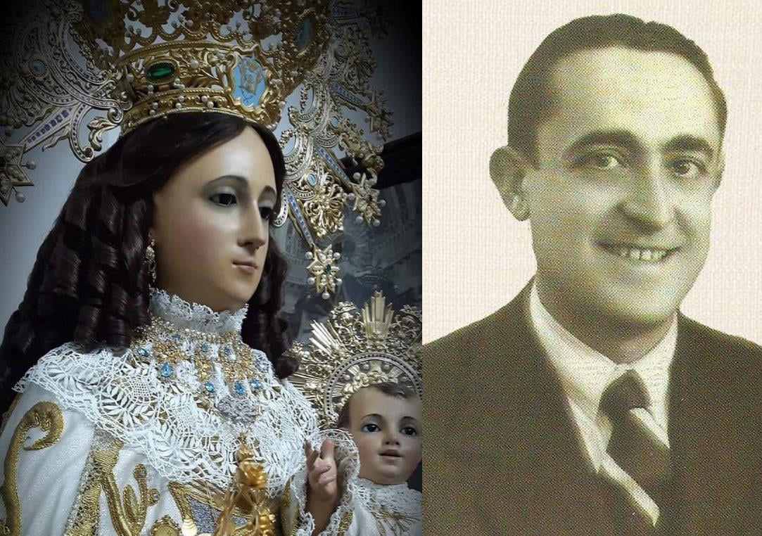Enrique Amat Payá, el trovador de la Virgen.