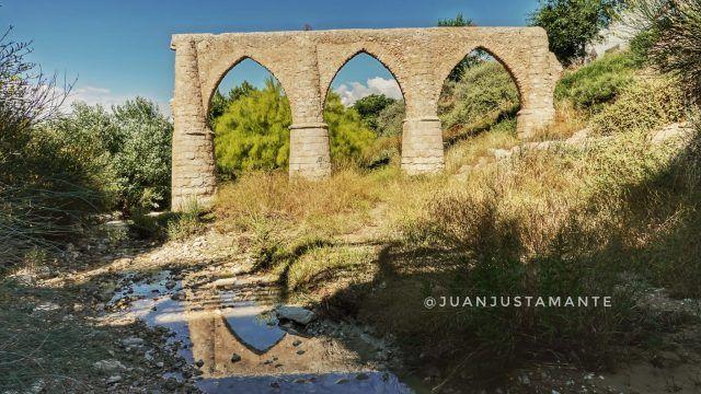 Acueducto de San Rafael - Petrer