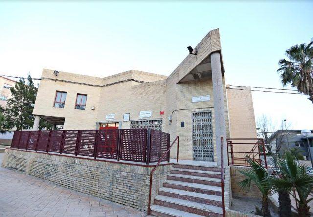 Centro Social Andrés Navarro en Elda
