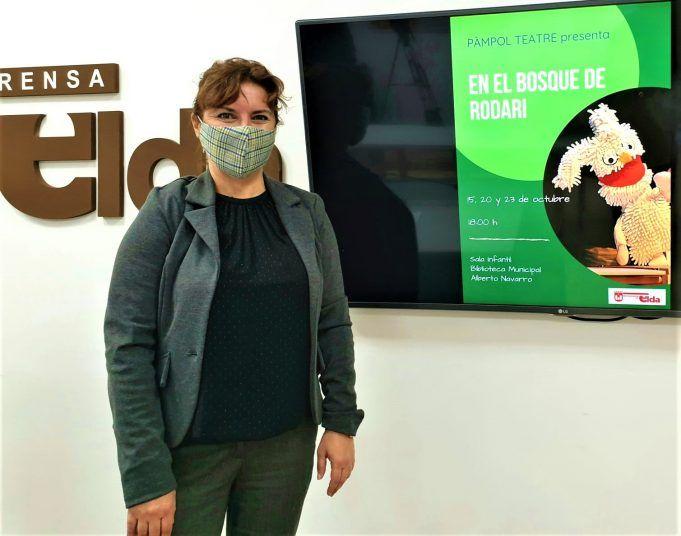 Rosa Vidal, concejala de Cultura