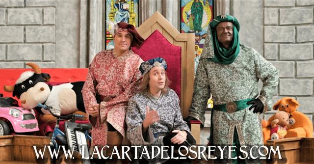 A través de la web www.lacartadelosreyes.com, los más pequeños pueden enviar sus preguntas y cartas a los Reyes Magos