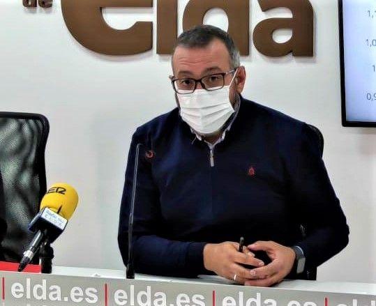 José Antonio Amat - Concejal de Servicios Públicos Sostenibles Elda
