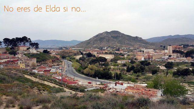 Paseo de la Mora Elda