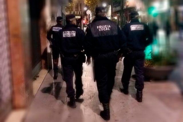 Policía Local Elda - Archivo