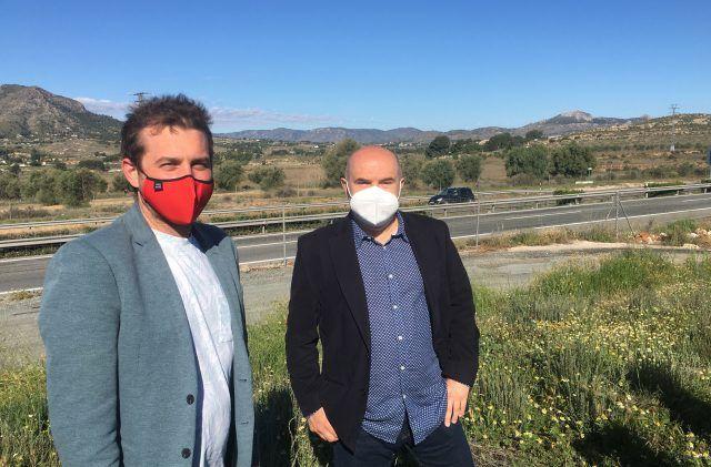 David Morcillo y Ramón Poveda