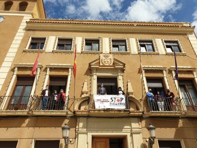 Elda se suma a los actos de celebración del Día Internacional contra el Acoso Escolar