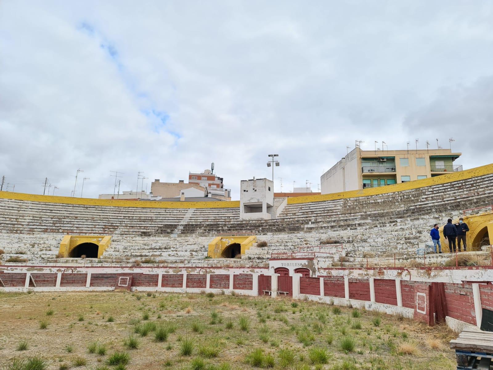 Plaza de Toros Elda 2021