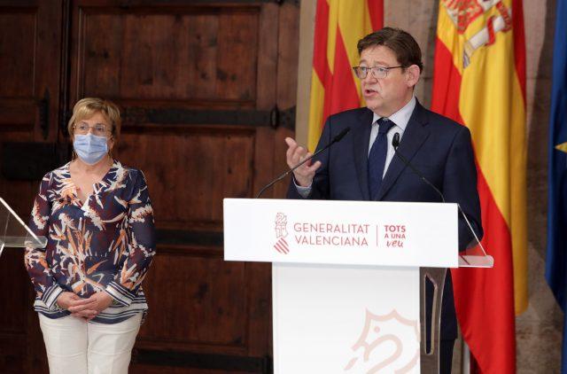 Ximo Puig anuncia el fin de restricciones a la movilidad nocturna y ...
