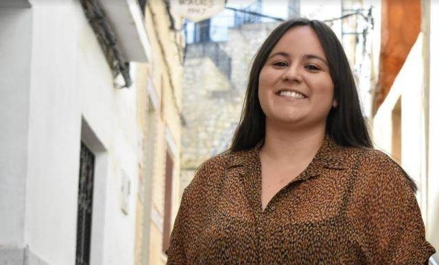 La concejala de Fiestas, Ana Tortosa