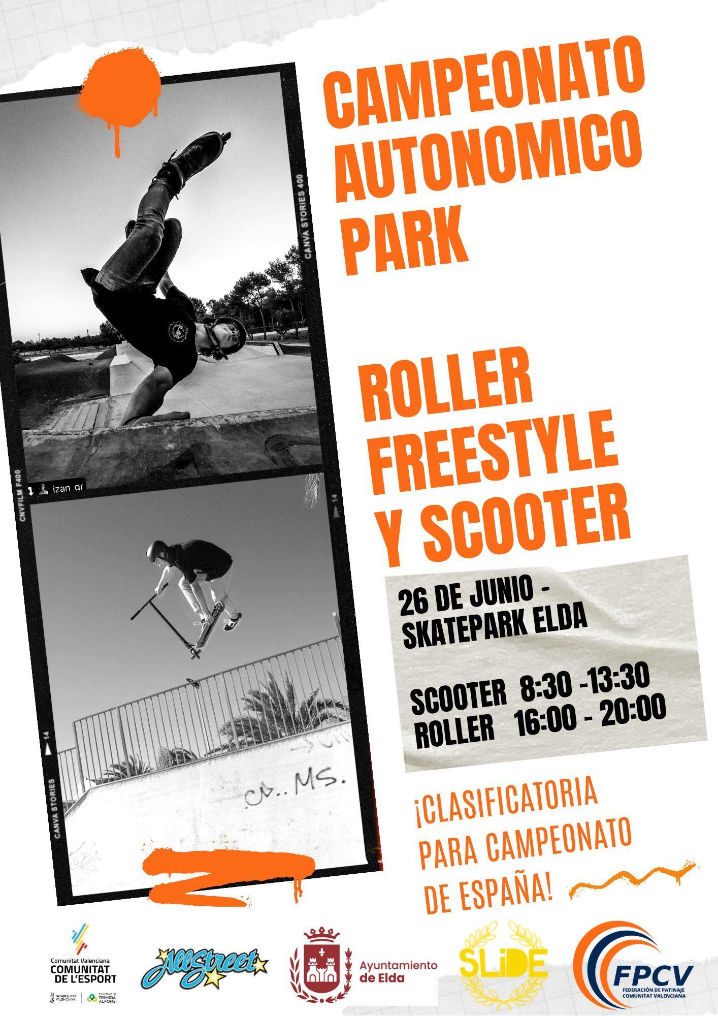 El Skate Park de Elda