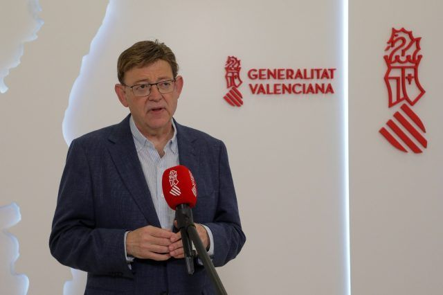 Ximo Puig anuncia el adelanto a la próxima semana de la vacunación de las personas jóvenes de entre 20 y 29 años