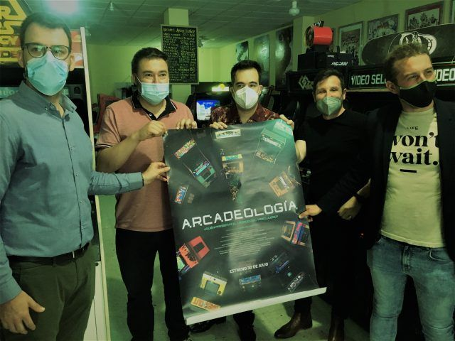 """""""Arcadeología"""""""
