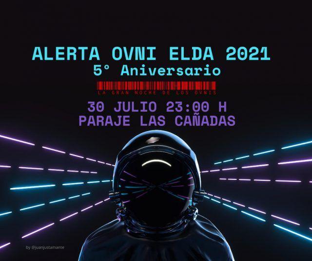 Alerta OVNI Elda 2021