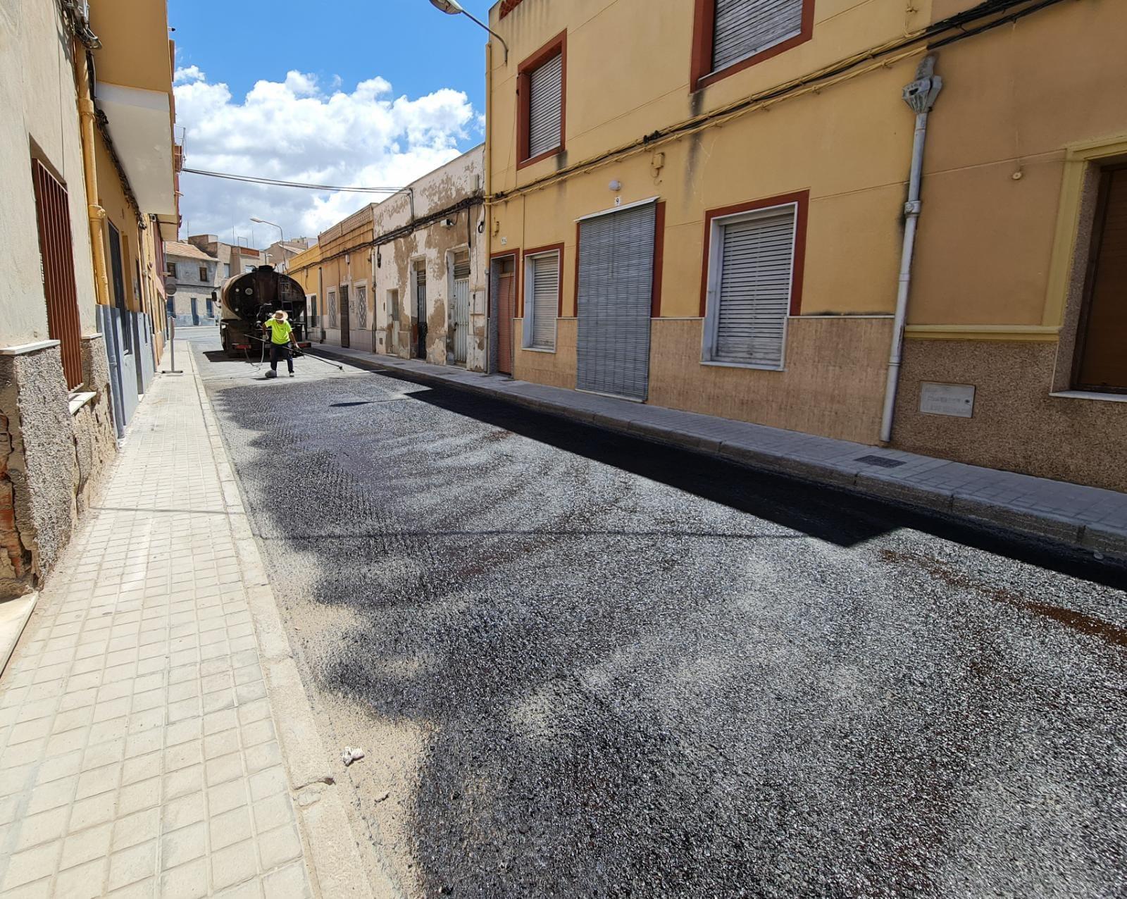 Calle Concilios de Toledo Elda