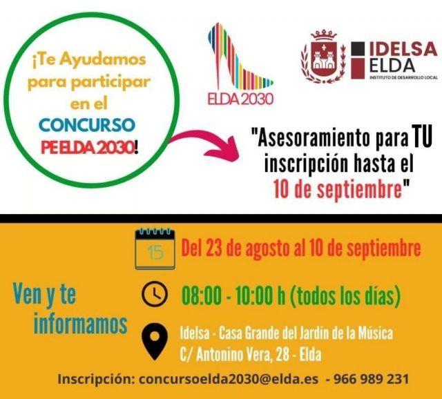 Concurso #Elda2030