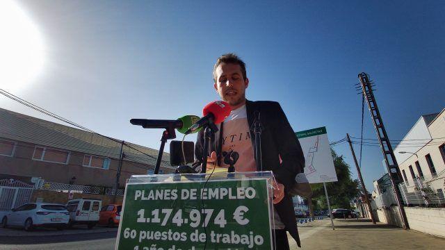 Petrer impulsa planes de empleo con un montante de 1.170.000 euros