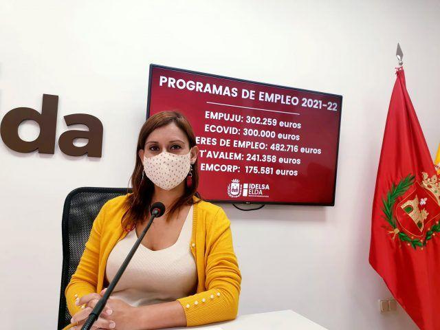La concesión de los programas Ecovid y Empuju eleva a 1,5 millones de euros